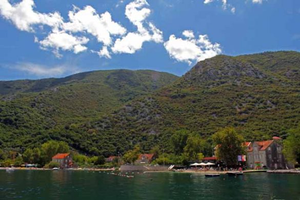 Kotor beaches