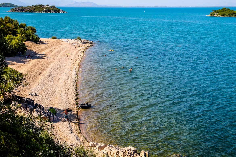 The Murici beach.