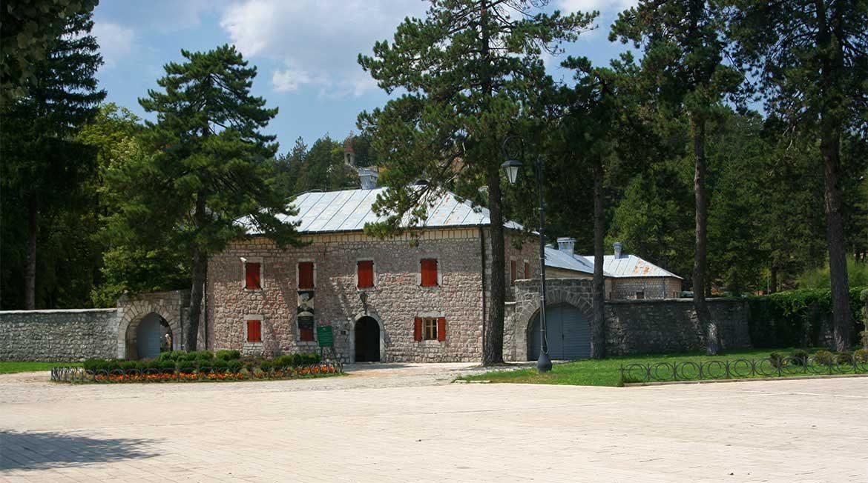 The Biljarda museum.