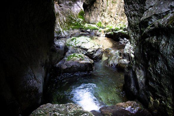 Canyon of Nevidio.
