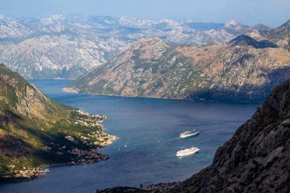 Baai van Kotor