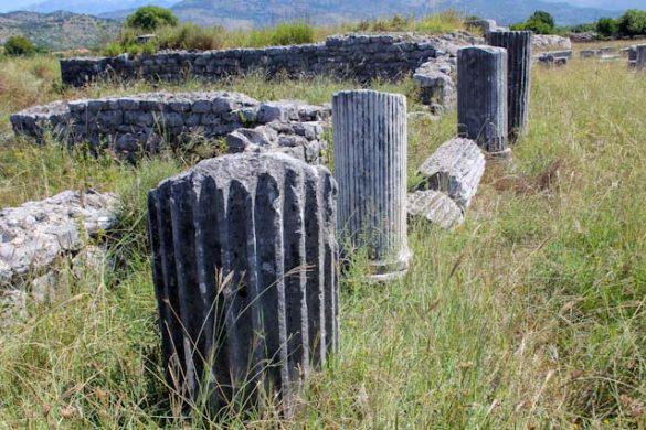 duklja ruïnes