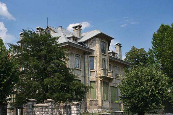 Cetinje ambassades
