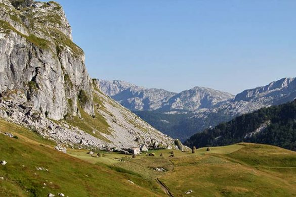 Moracke planine gebergte