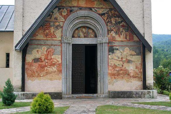 moraca klooster