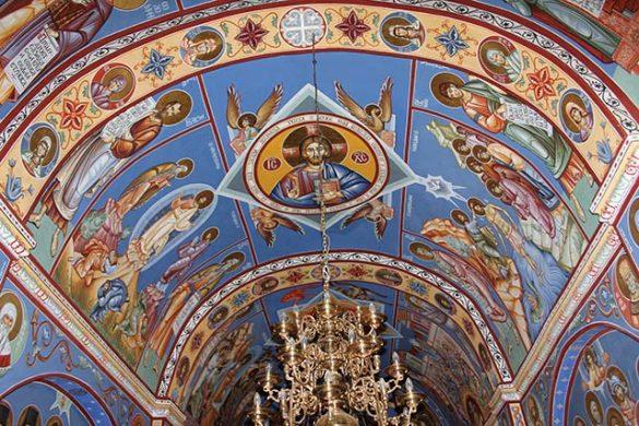 Ostrog klooster