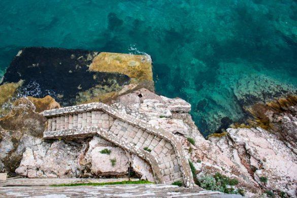 Sveti stefan eiland