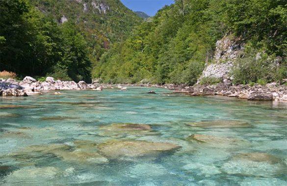 Tara ravijn/rivier